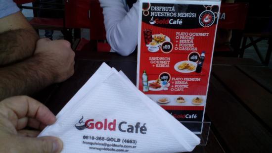 Gold Cafe