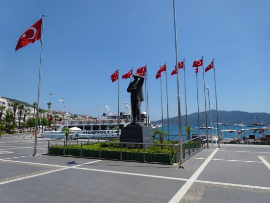 Mustafa Kemal Ataturk - Foto van Mustafa Kemal Ataturk ...