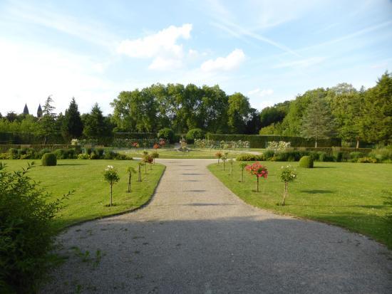 Rheda-Wiedenbruck, Германия: Schlossgarten Rheda