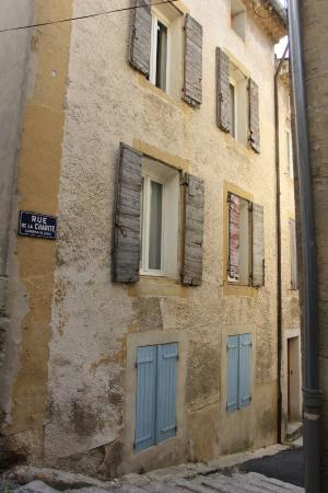 Malaucene, France: The Historic Old Streets