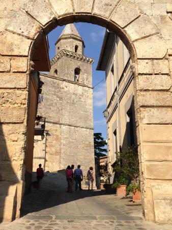 Cropani, Италия: Vista dal portale d'ingresso