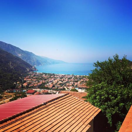 Aygul Hotel: View from Hotel