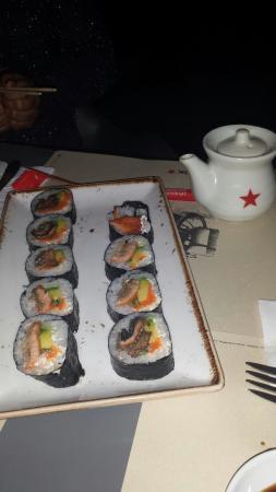 Sushi Crazy mmmmm yummi!!!!