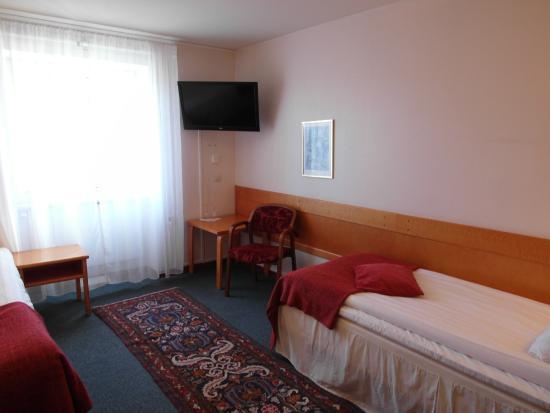 BEST WESTERN Strand Hotel: Rummet
