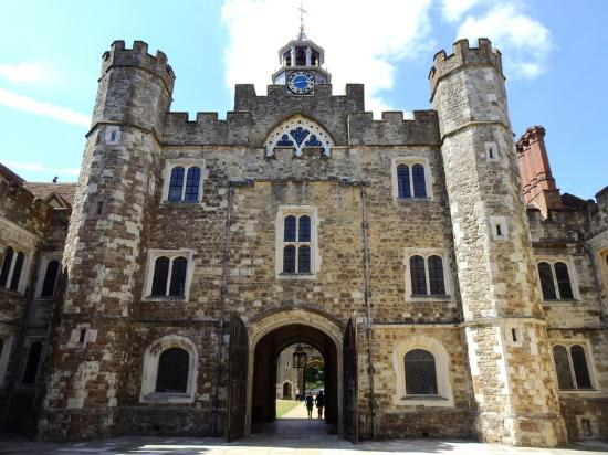 Knole Henry VIII Once Owned This As A Hunting Lodge