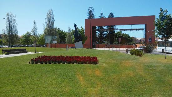 Distrito de Setúbal, Portugal: Palco ao ar livre