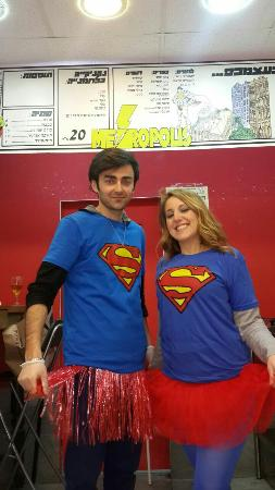 Metropolis Heroes