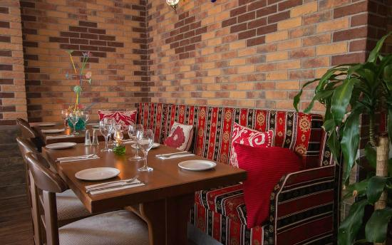 Anatolia Cuisine Brighton Inside