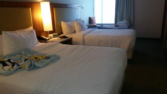 SpringHill Suites Wenatchee: Bedroom