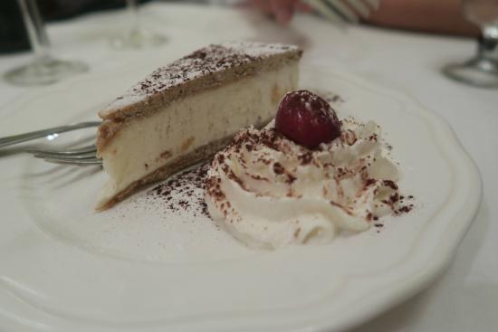 Trattoria Lucana: Dessert