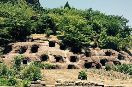 Nagaoka Hyakuana Tomb