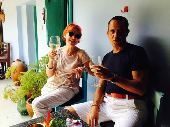 Casa Susegad: cheers!