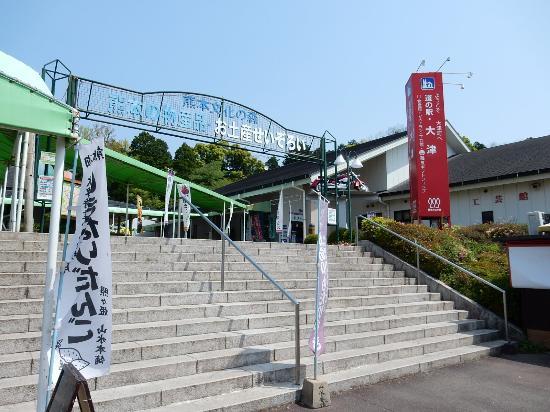 Michi-no-Eki Ozu: 道の駅 大津