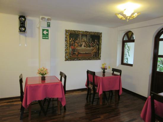 Foto de Las Palmeras Inn, Trujillo: Cuadro-Comedor - TripAdvisor