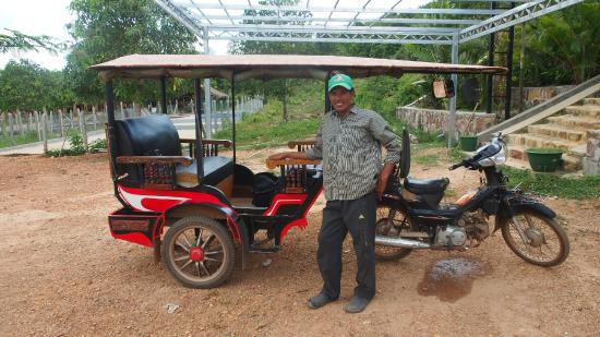 Kampot Tours and Travel - Day Tours
