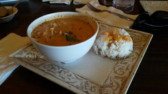 Dusit Thai Cuisine: Very good thai food.