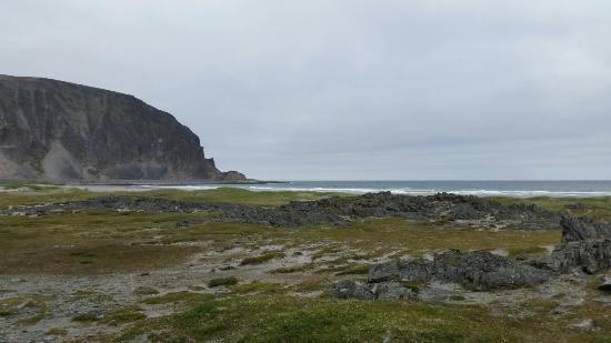 Berlevag, Noruega: Sandfjorden