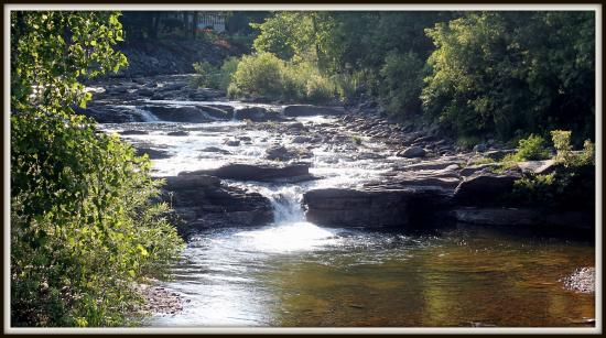Palenville, État de New York : Nearby Falls