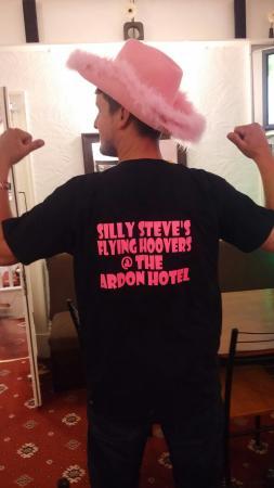 """Ardwick House Hotel: """"Silly steve"""""""