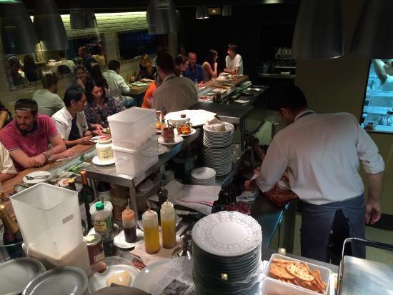 La Cocina De Paco   The Wonderful Paco Meralogo Staff Bild Von Paco Meralgo Barcelona