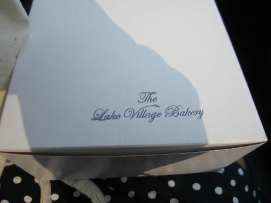 The Lake Village Bakery: Packaged up To GO