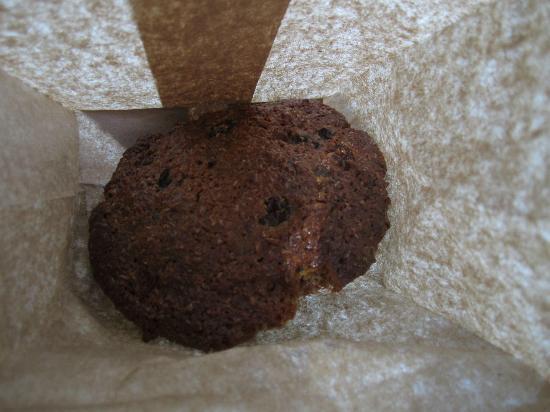 The Lake Village Bakery: The Bran Mufffin