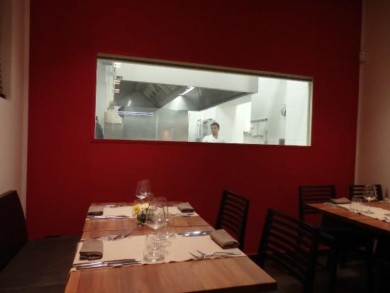 La finestra sulla cucina - Picture of Quattroventi Comfort Food ...