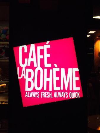 Cafe La Bohème: Cafe La Boheme