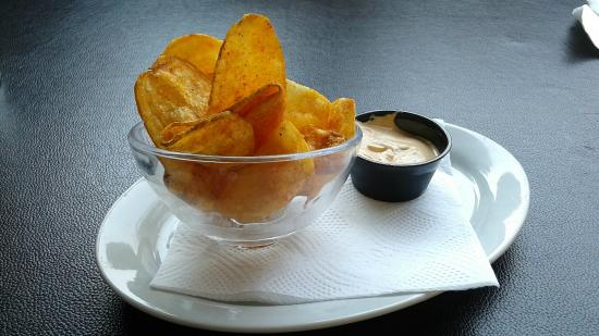 Charlotte Anne's: Chips and dip