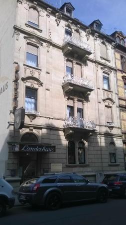 Hotel am Landeshaus: Gründerzeithaus