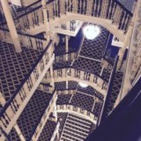 Victorian Staircase Picture Of Britannia Manchester Hotel