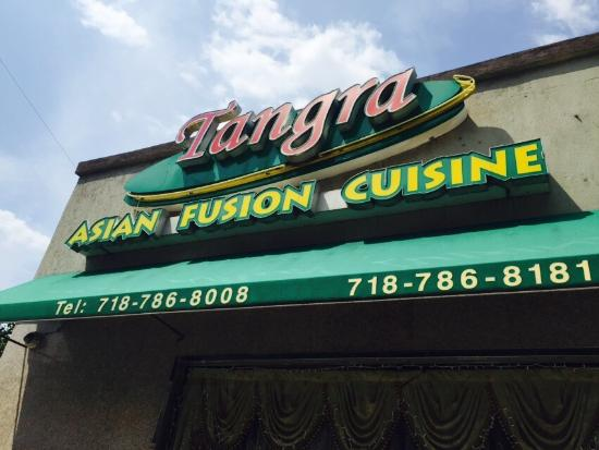 Photo of Asian Restaurant Tangra Asian Fusion at 3923 Queens Blvd, Sunnyside, NY 11104, United States
