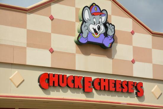 Chuck E Cheese S Picture Of Chuck E Cheese S Corpus Christi