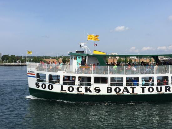 Soo Boat Tours