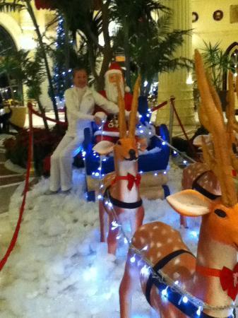 Caribbean World Resorts: ресепшн