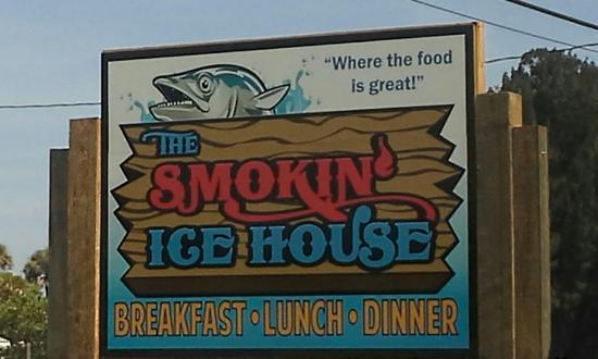 The Smokin' Ice House