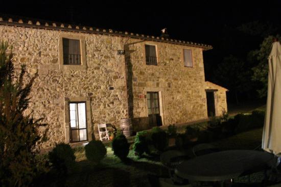 Agriturismo Antico Casale Pozzuolo: il podere