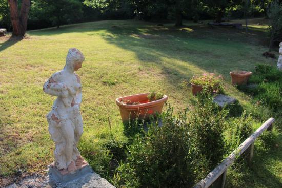 Agriturismo Antico Casale Pozzuolo: Particolari