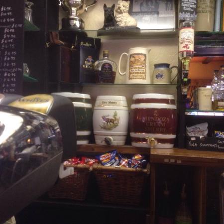 Ye Olde Bucks Head: Good low cost food an drink
