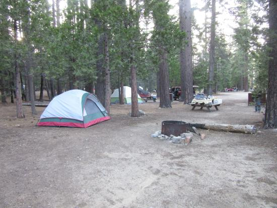 Campsite - Picture of Camp Richardson Resort, South Lake Tahoe ... on