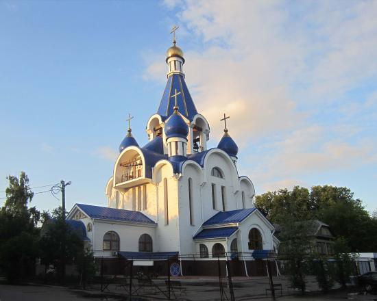 ‪‪Nativity Church‬: Храм в Костино‬