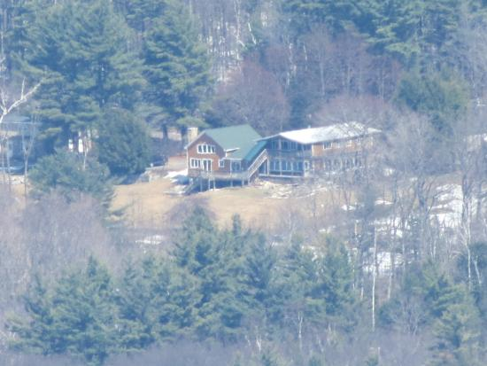 Sunapee View Bed and Breakfast: From Mount Sunapee's Snow Bowl