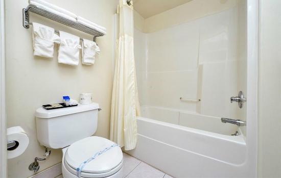 Americas Best Value Inn - Palo Alto: reasonable toiletries
