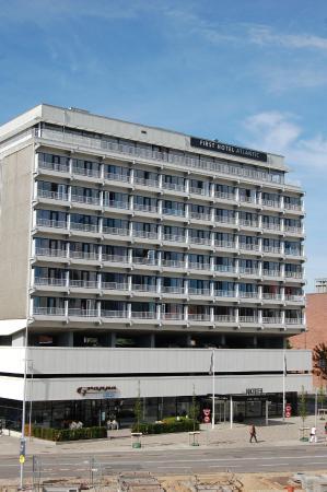 Hotellet Picture Of First Hotel Atlantic Aarhus Tripadvisor