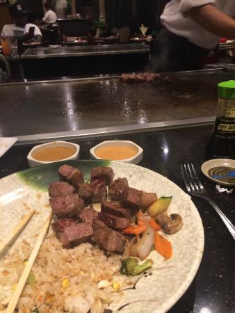 Kobe Steak and Sushi: Kobe Beef Steak
