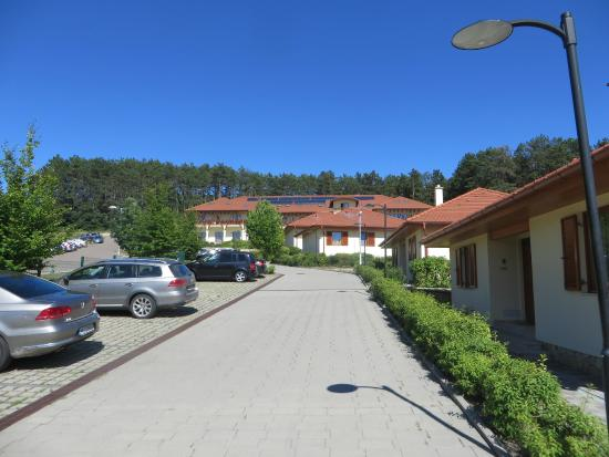 Szalajka Liget Hotel: Hotel Main Building