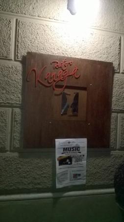 Kanagia : wizytówka restauraccji