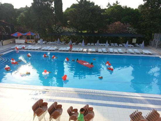 Luana Hotels Santa Maria: Türk gecesi hazırlıkları