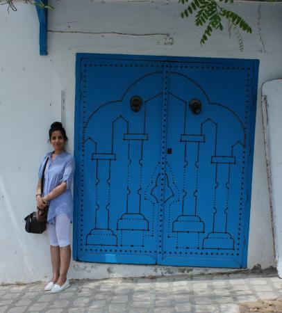 Centro storico Love blue door & Love blue door - Picture of Centro storico Sidi Bou Said - TripAdvisor
