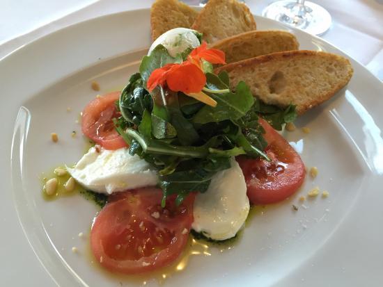 Restaurant Rossini: Genussvolles Essen in elegantem Ambiente